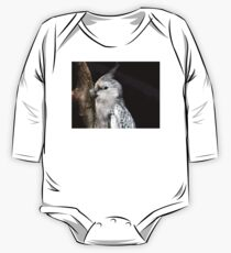 White Faced Cockateal - NZ One Piece - Long Sleeve