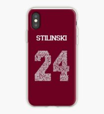 "Stiles ""Quote"" Jersey iPhone Case"