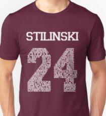 "Camiseta unisex Stiles ""Cotización"" Jersey"