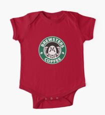 Brewsters Coffee One Piece - Short Sleeve