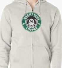Brewsters Kaffee Kapuzenjacke