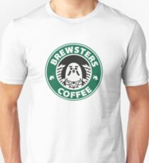 Brewsters Kaffee Unisex T-Shirt