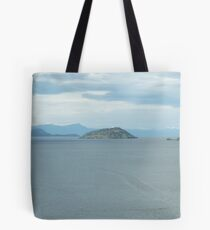 Klamath Lake in Summer Time I Tote Bag