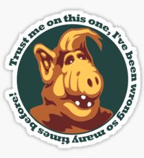 Alf Guru Sticker