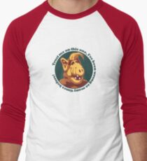 Alf Guru Men's Baseball ¾ T-Shirt