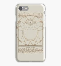 Vitruvian Neighbor iPhone Case/Skin