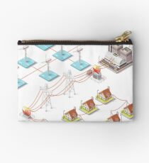 Energy Offshore Wind Farms Studio Pouch