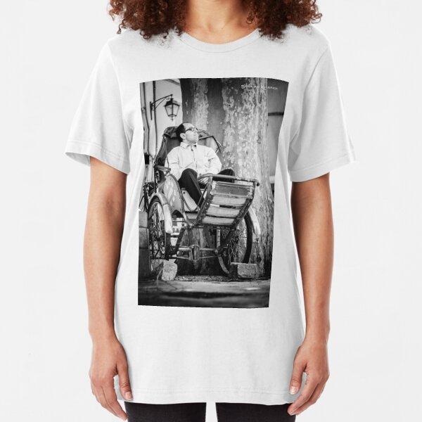Pouss Pouss Man  Slim Fit T-Shirt
