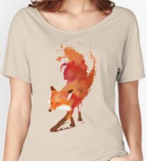 Vulpes Vulpes Relaxed Fit T-Shirt