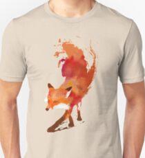 Camiseta unisex Vulpes Vulpes