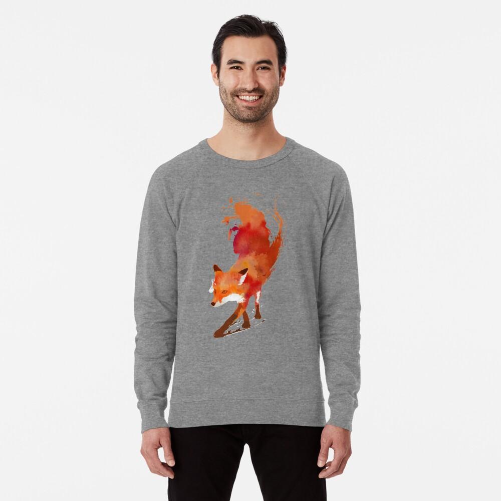 Vulpes Vulpes Leichtes Sweatshirt