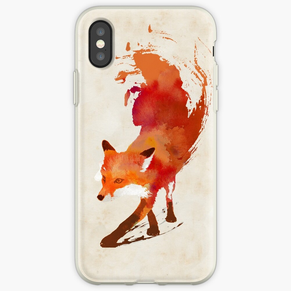 Vulpes Vulpes iPhone Case & Cover