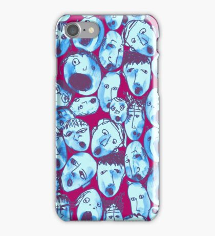 A Squash and a Squeeze with Added Glee iPhone Case/Skin