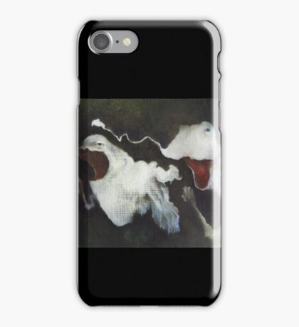 Kiss Chase iPhone Case/Skin