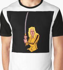 Kill Bill Broforce Graphic T-Shirt