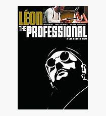 leon the professional Photographic Print