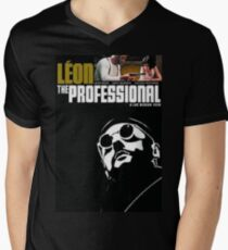 leon the professional Men's V-Neck T-Shirt