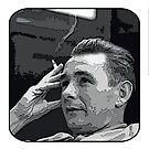 Smoking Cloughie - Brian Clough by JoelCortez