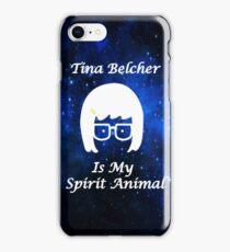 Tina Belcher  Is My Spirit Animal  iPhone Case/Skin