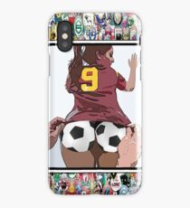 Footie Bum Bum iPhone Case