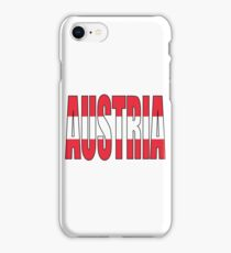 Austria iPhone Case/Skin