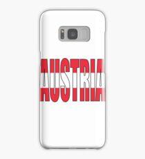 Austria Samsung Galaxy Case/Skin