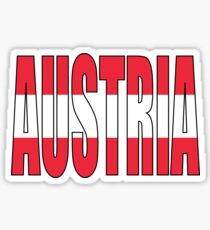 Austria Sticker