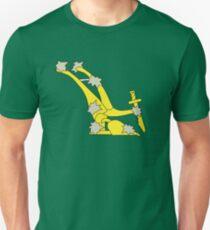 The original Starry Plough flag flown during the Easter rising Unisex T-Shirt