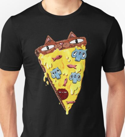 Pizza Kitty T-Shirt