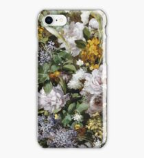 Renoir Auguste - Spring Bouquet iPhone Case/Skin