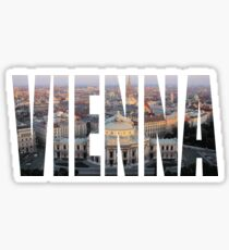 Vienna Sticker