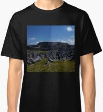 Dun  Aengus Fort, Inishmore, Aran Islands   Classic T-Shirt