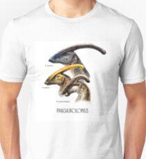 Dinosaurs: Parasaurolophus species Unisex T-Shirt