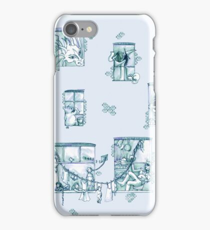 Fairy Tale Appartment iPhone Case/Skin