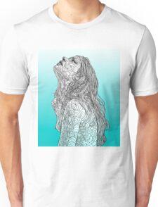 Sketch of Tender Hope Unisex T-Shirt