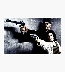 leon the professional Photographic Print