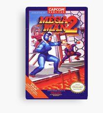 Mega Man 2 nes Canvas Print