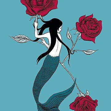 Mermaid Tattoo by jamface