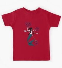 Mermaid Tattoo Kids Tee