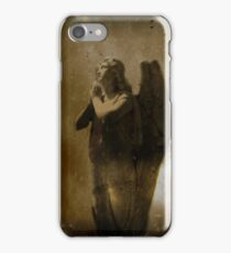 Oh God, Let Your Hand Be With Me  iPhone Case/Skin
