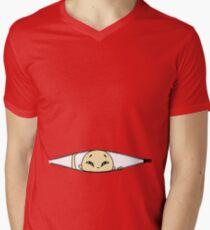 6d5ba73fccefa Funny Maternity 1 Men's V-Neck T-Shirt