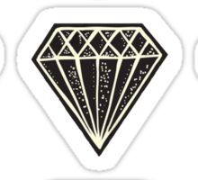 Multi Diamond Sticker
