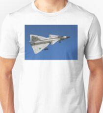 SAAB AJS 37 Viggen 37098/52 SE-DXN Unisex T-Shirt