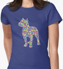 Pitbull Terrier, Easter Jellybeans T-Shirt