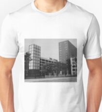 Greyfriars, Ipswich 1988 ( B&W version ) T-Shirt