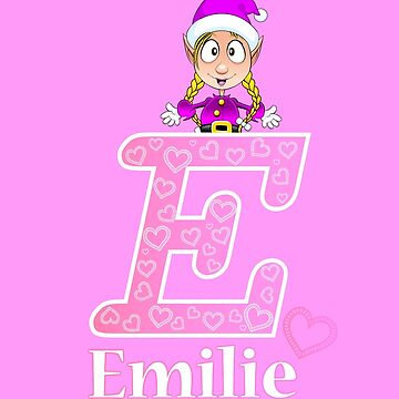 'E' is for Emilie! by Apptronics