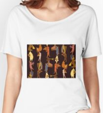 Medieval Bestiary Band  Women's Relaxed Fit T-Shirt