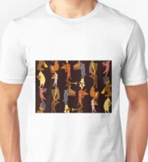 Medieval Bestiary Band  T-Shirt