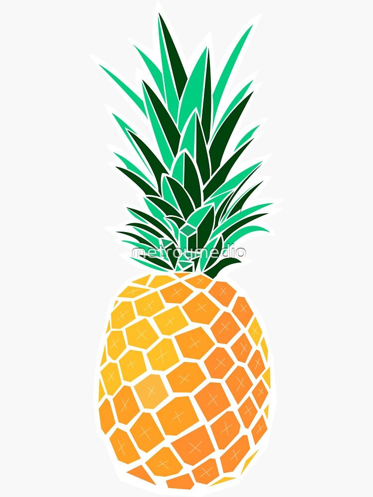 Ananas von metroymedio