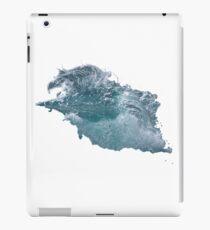 Wave - wave iPad Case/Skin